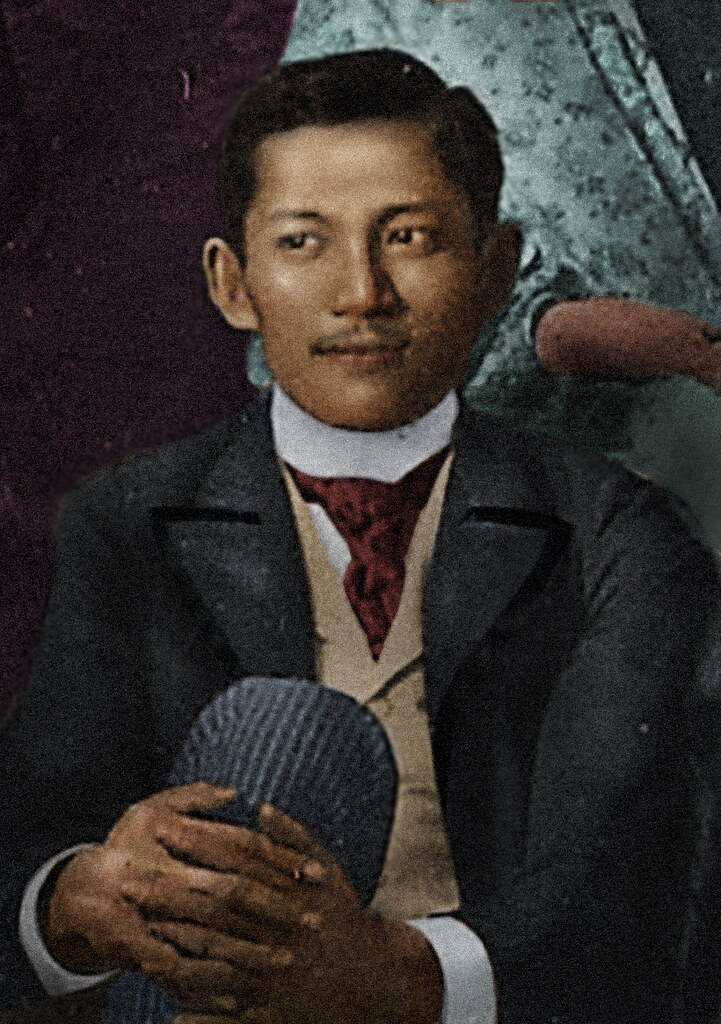 young rizal