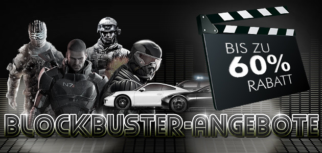 Blockbuster Angebote