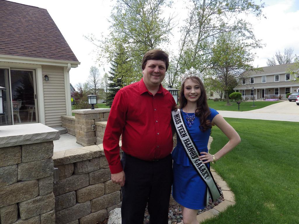 Illinois Galaxy And Miss Teen 99