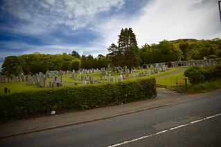 Largs Haylie Brae Cemetery scotland (1)