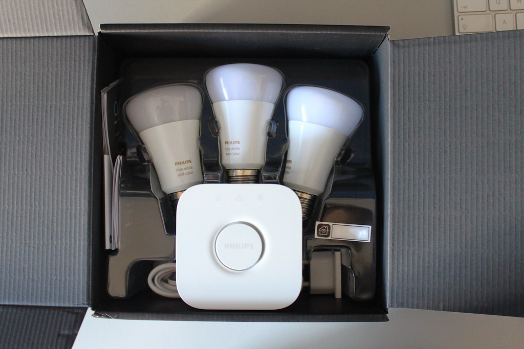 philips hue for now love it will upgrade my lamps to phi flickr. Black Bedroom Furniture Sets. Home Design Ideas