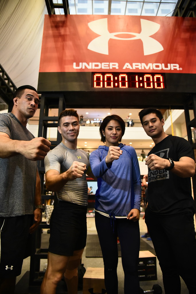 AJ Matthews, Mark Streigl, Gretchen Ho and JC De Vera