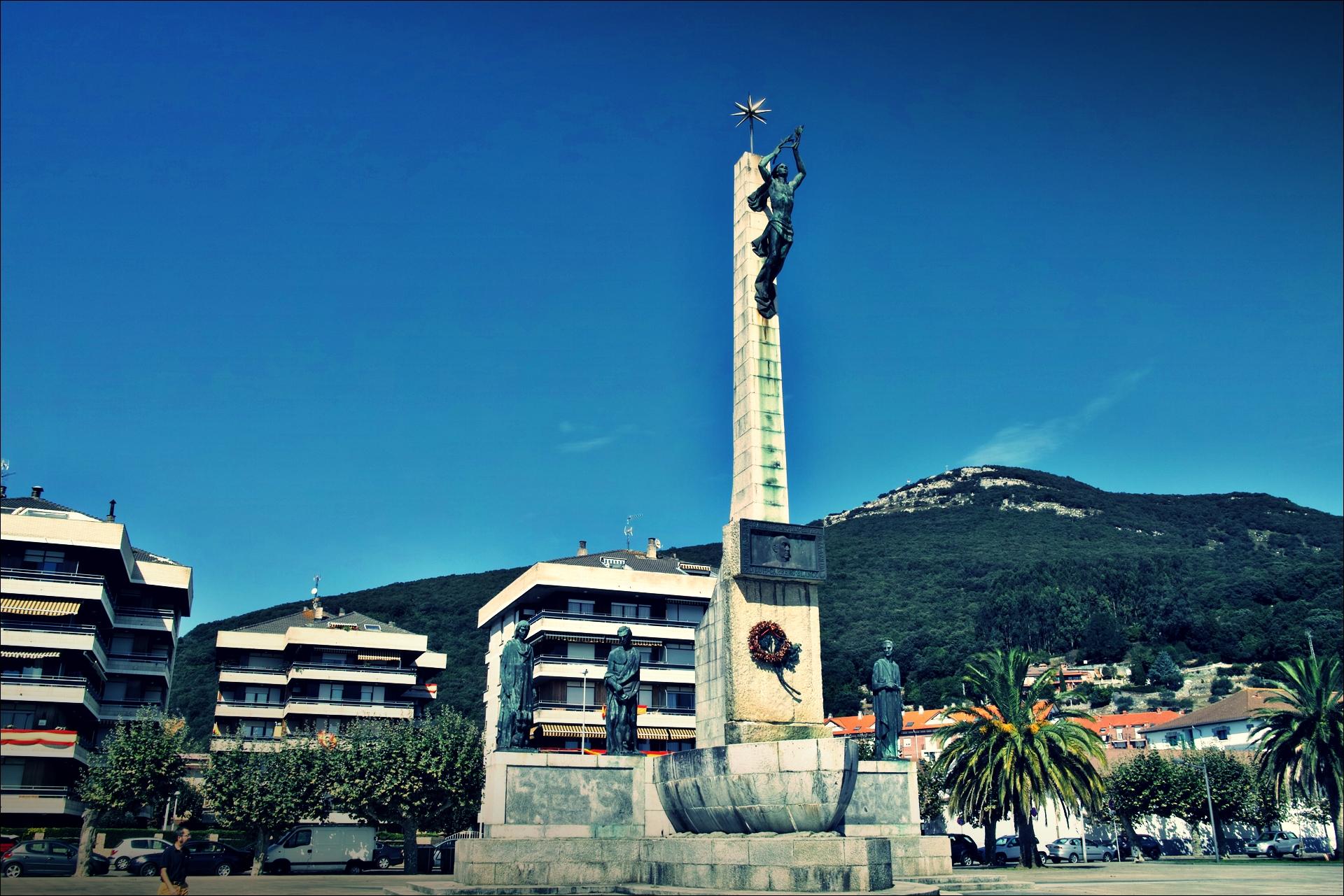 탑-'카미노 데 산티아고 북쪽길. 리엔도에서 산토냐. (Camino del Norte - Liendo to Santoña) '
