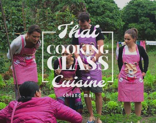 Cooking Class Sidebar