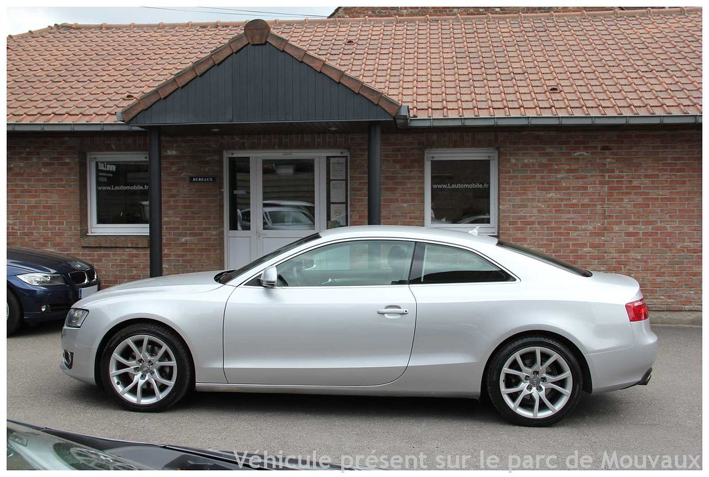 audi a5 3 0 tdi 240 ch quattro ambition luxe 06 2007 133 flickr. Black Bedroom Furniture Sets. Home Design Ideas