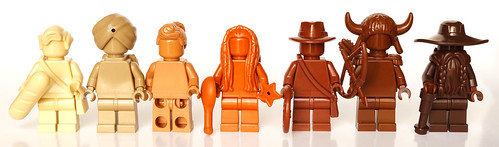 Lego BROWN & co