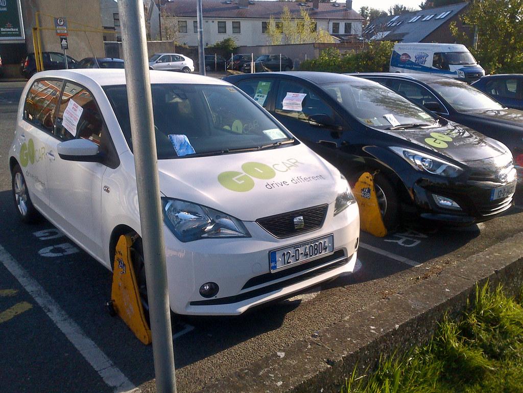 Car Park Spaces Dublin