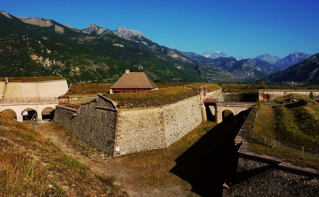 Citadelle de Mont Daup...