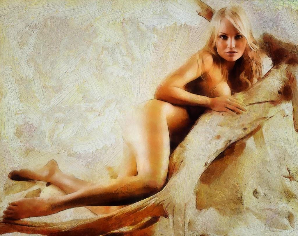 kristin chenoweth nude