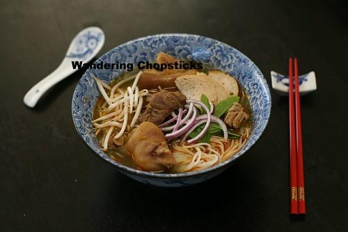 Crock Pot Bun Bo Hue (Vietnamese Hue-Style Beef Noodle Soup) 17