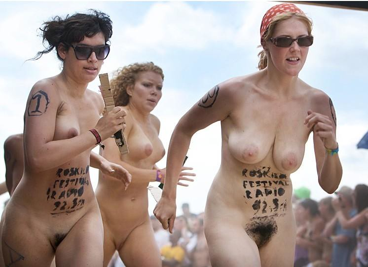 Final, sorry, Naked roskilde naked run female matchless