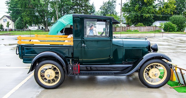 1929 Ford Model A Pickup Truck | Flickr - Photo Sharing!