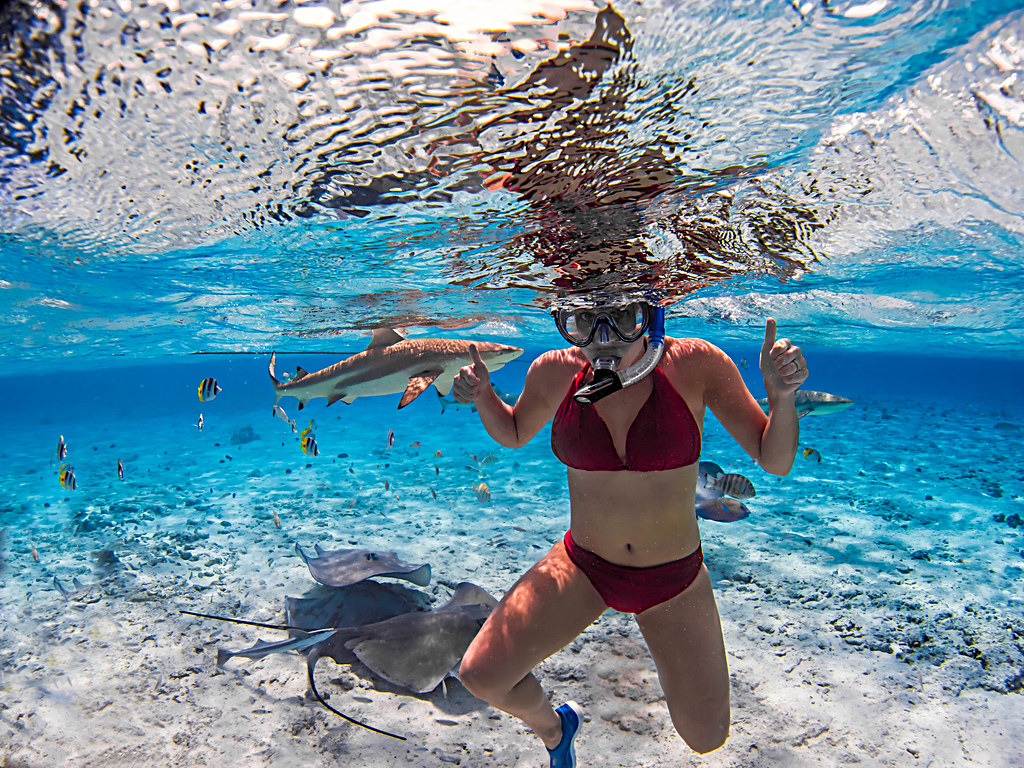 Bora Bora, un paraiso en la Polinesia Francesa - YouTube