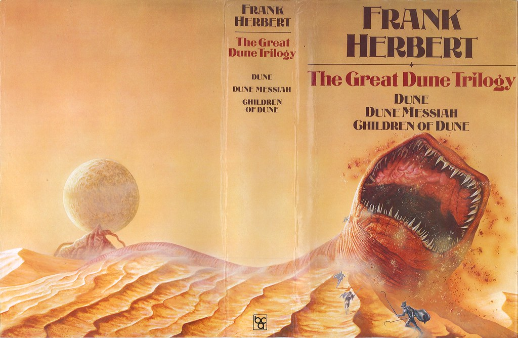 an analysis of the main themes in dune by frank herbert Frank herbert's dune should endure as a politically relevant fantasy from the age of aquarius the main conduit by which zen was permeating the west-coast.