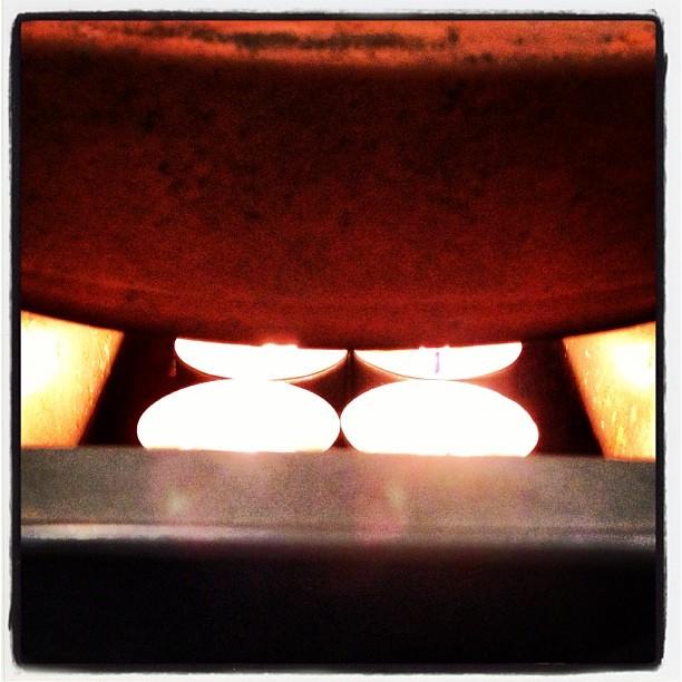 Terracotta Pot Heater