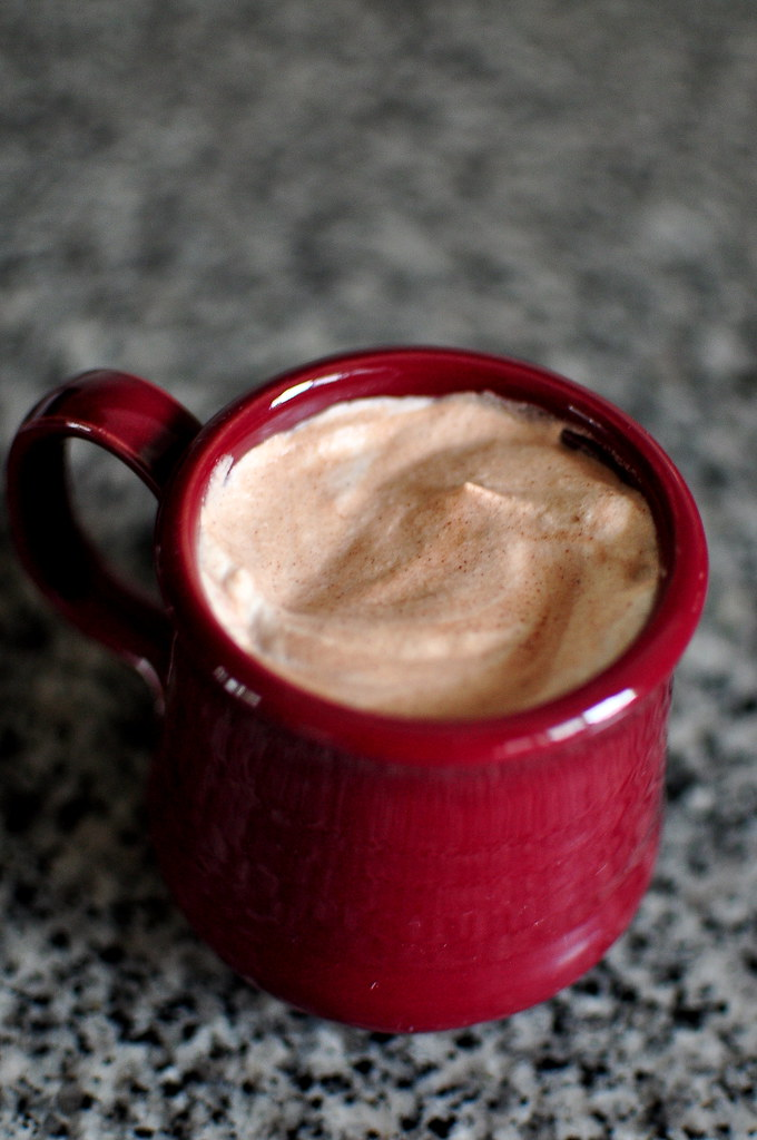 French Hot Chocolate (a Chaplin Christmas Tradition)
