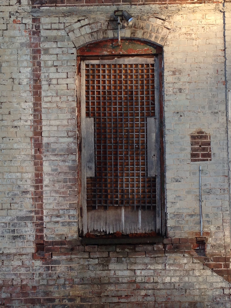 Old Factory Door | Allan Camp | Flickr