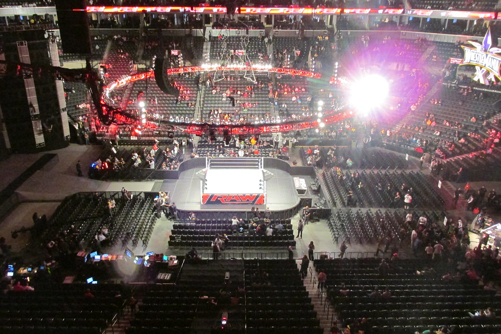 Barclays Center Seating Plan Wwe Brokeasshome Com
