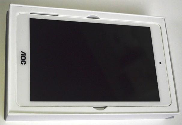 Tablet AOC W806