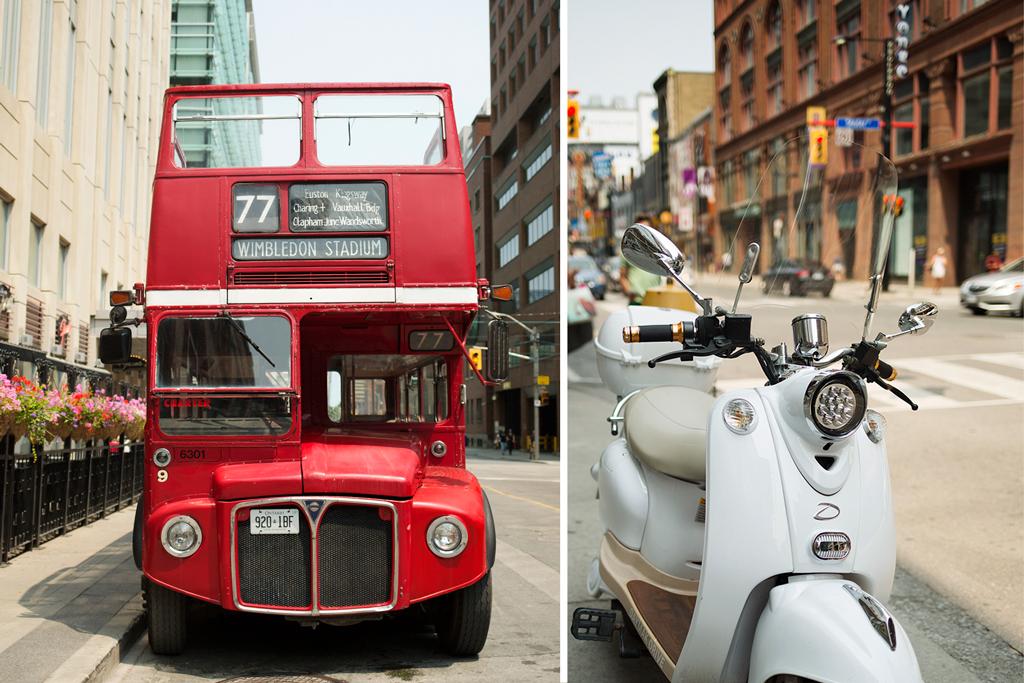 Calles-Toronto
