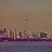 CN Tower Vintage
