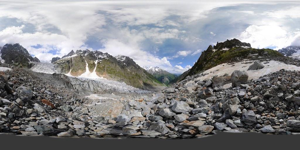 Chaaladi - glacial