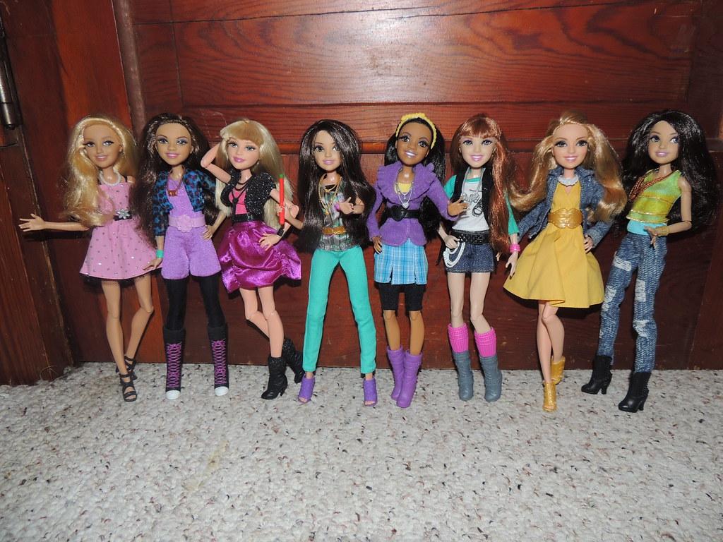 disney channel dolls - photo #8