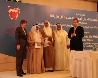 Top UN development official Helen Clark visits Bahrain | by UNDP in the Arab States