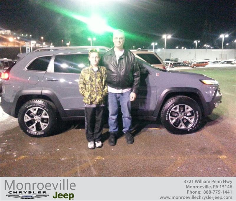 thank you to keith graham on your new 2014 jeep cherokee flickr. Cars Review. Best American Auto & Cars Review