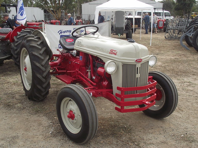 1950 Ford Tractor Tractor Vermilion : Ford n tractor flickr photo sharing