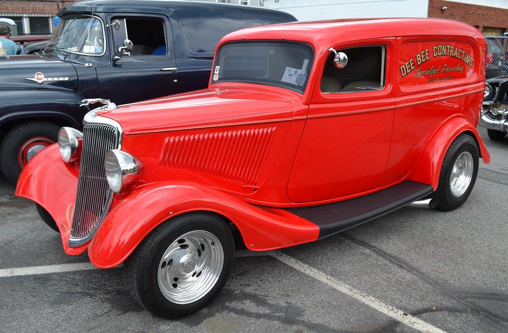 Car show saugerties ny sawyer motors car show at for Sawyer motors saugerties ny