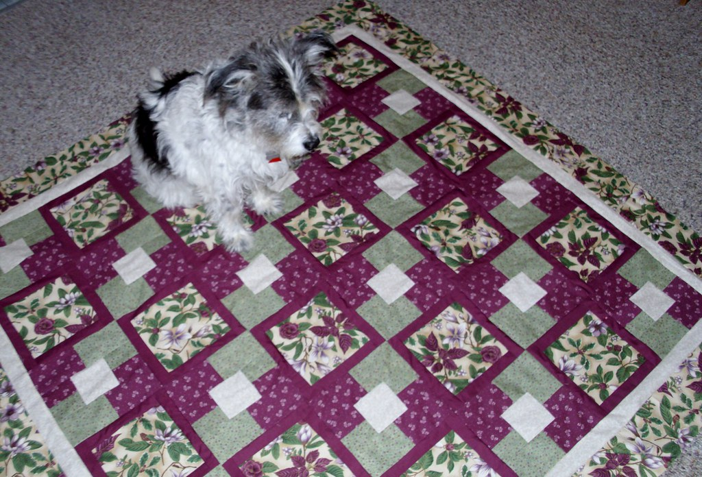 Five Yard Quilt Pattern By Mary Danielson At Easy Quilte