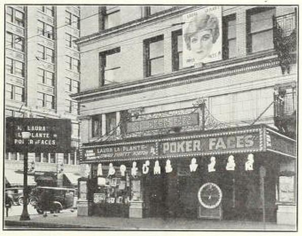 clemmer theatre spokane washington in 1927 now the