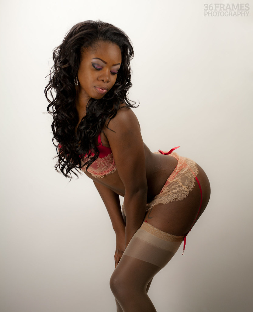 Big Black Girls In Panties