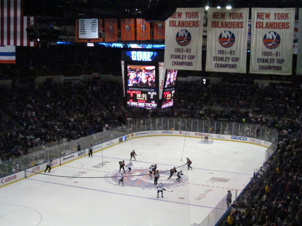 New York Islanders Fanup