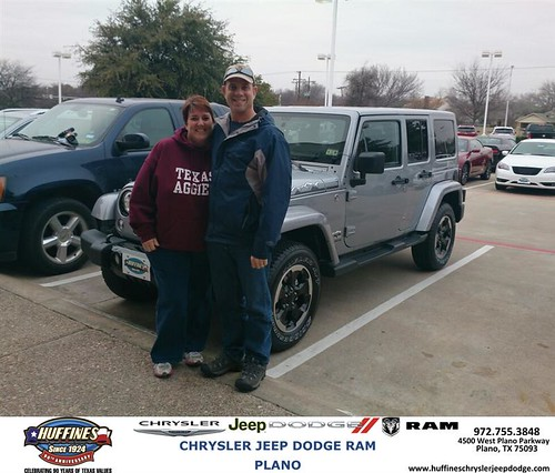 Plano Dodge: Thank You To Kevin McMains On Your New 2014 #Jeep #Wrangle