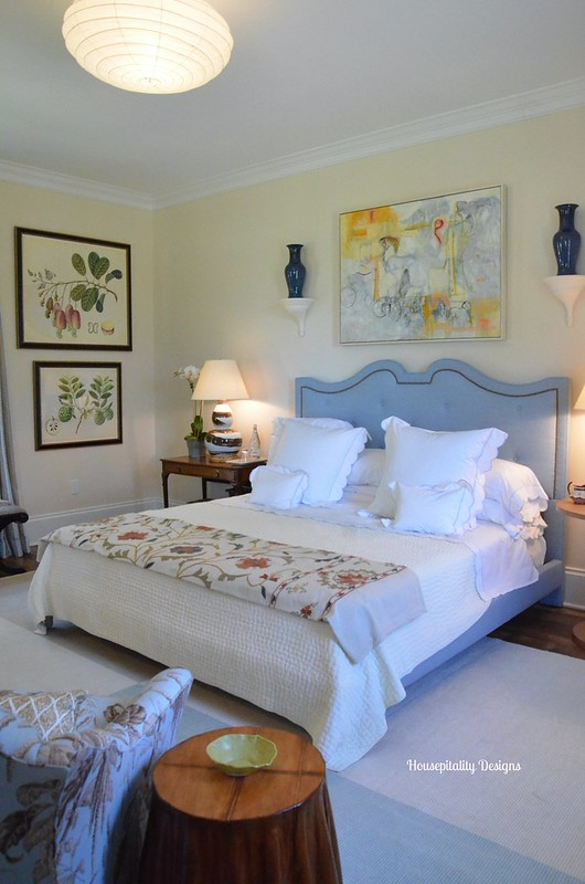 Master Bedroom-2015 Southern Living House-Housepitality Designs
