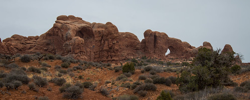 Garden Of Eden Arches National Park Utah 22 February 2015 Flickr Photo Sharing