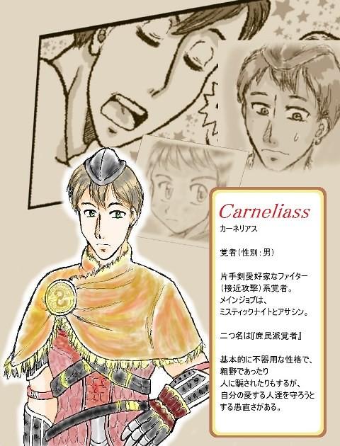 Carneliass-charaprof