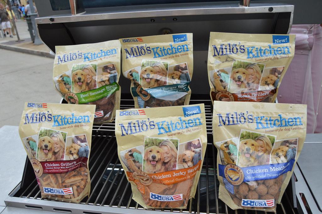 Milo S Kitchen Dog Treats Recall