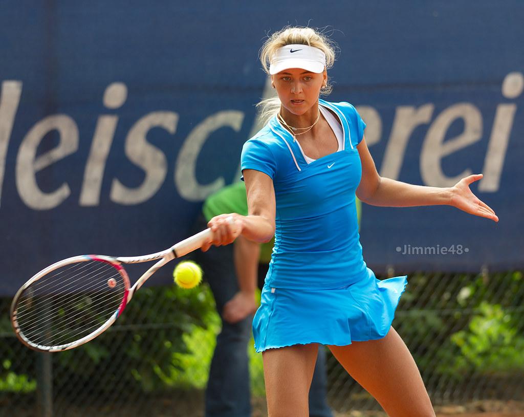 Maryna Zanevska Reinert Open 2013 Itf 50k Versmold