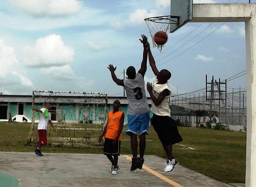 Sport Training by Youth, CJS July13(12) | by UNDPBelize