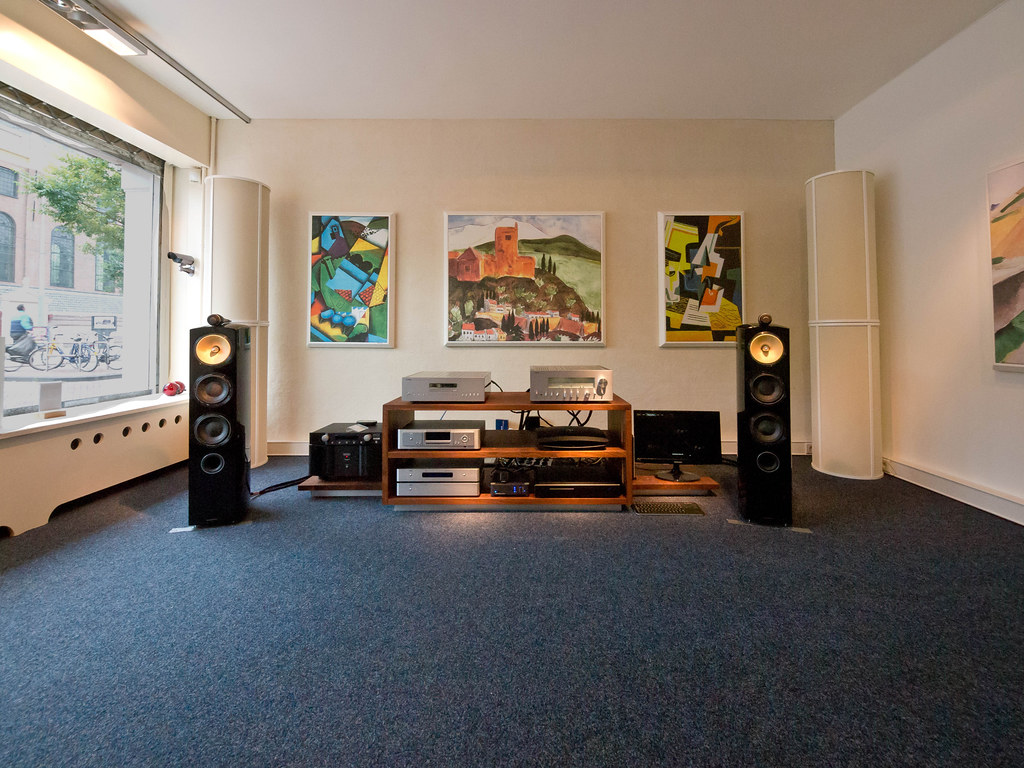 B&W 804D + Yamaha AS-3000 + Yamaha CD-S3000 | Review in ... Yamaha Review