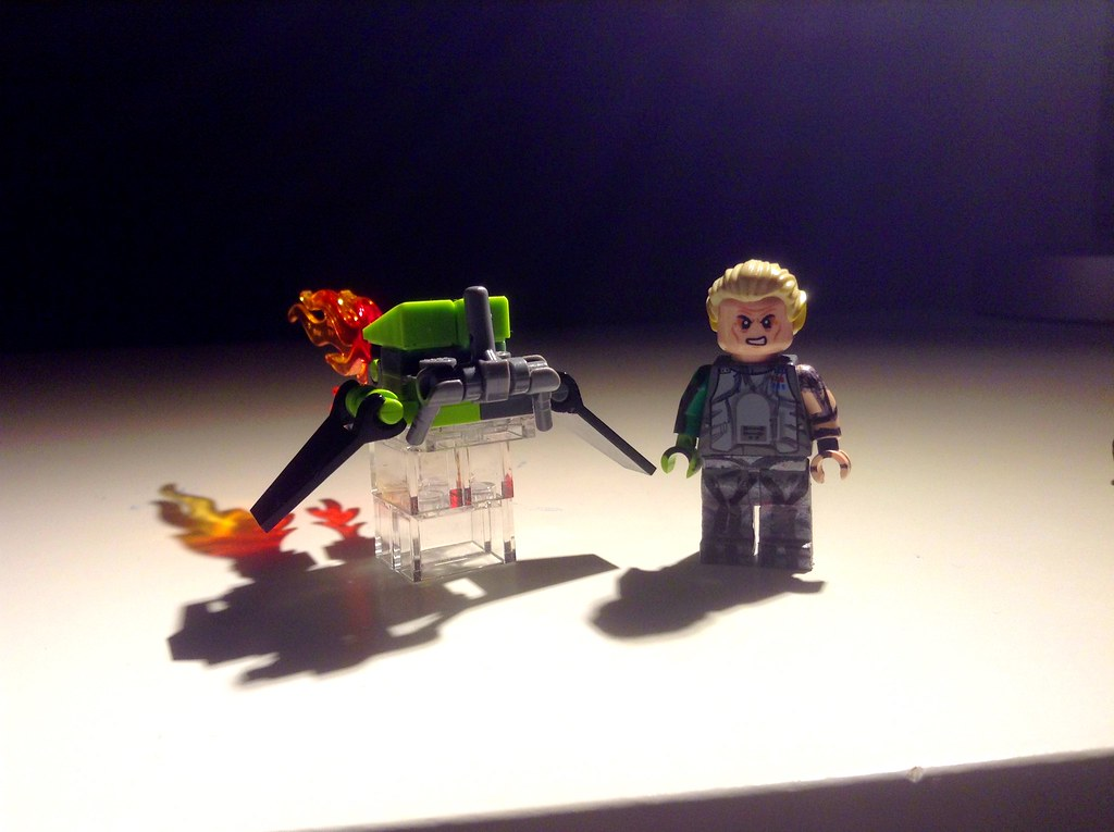 Lego the amazing spiderman 2 the green goblin this is m flickr - Lego spiderman 2 ...