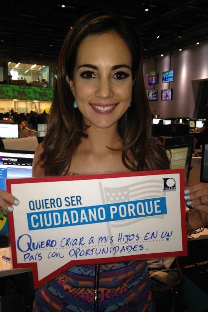Mariana Atencio- Fusion   Photo courtesy: Univision ...