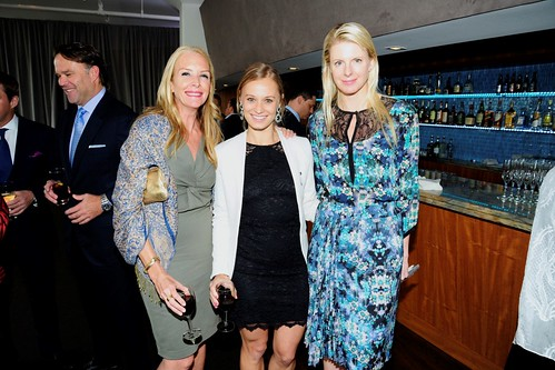 Megan Dowley, Casey Schlawbaugy, Karen Duffy==.Partnership with Children's Spring Gala 2015==.threesixty, NYC==.June 4, 2015==.©Patrick McMullan==.Photo - Paul Bruinooge/PatrickMcMullan.com==.==