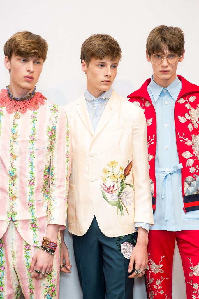 SS16 Milan Gucci213_Josef Utekal, Hugh Laughton-Scott, Charlie Smith(fashionising.com)