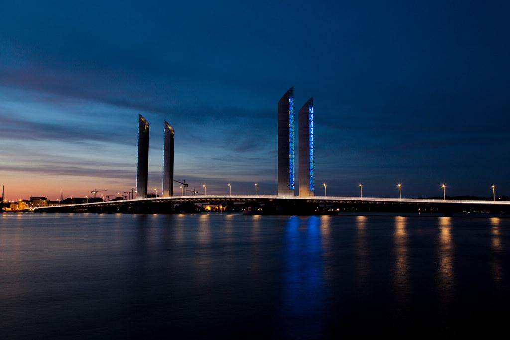 Bordeaux pont chaban delmas sur flickr - Les ponts de bordeaux ...