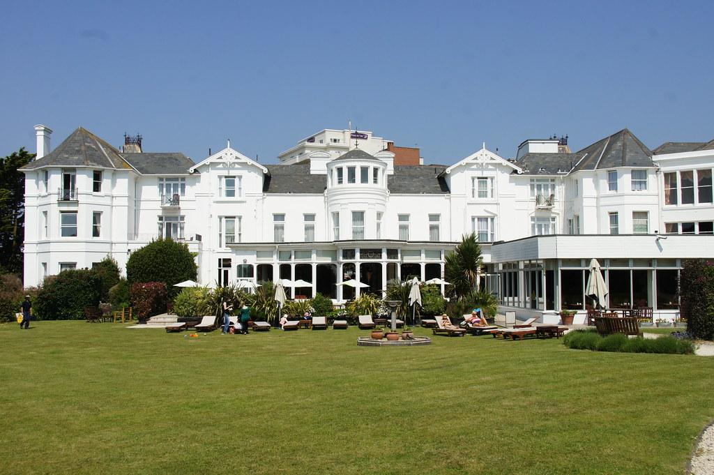 Royal Bath Hotel Bournemouth Restaurant Menu