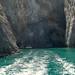 Palmarola - Grotta del faraglione